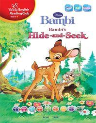 Disney Bambi - Bambi's hide-and-seek