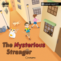 Coding Storybook Level2-9. The Mysterious Stranger