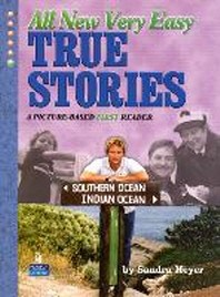 All New Very Easy True Stories(A Picture-Based First Reader)