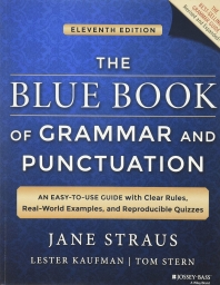 [해외]The Blue Book of Grammar and Punctuation