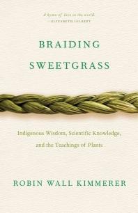 [해외]Braiding Sweetgrass (Paperback)