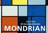 [아트엽서] Piet Mondrian