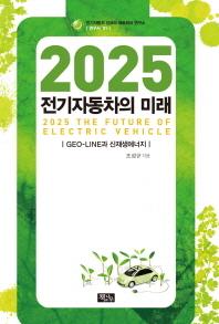 2025 전기자동차의 미래(전기자동차 인프라 네트워크 연구소 연구서 1)