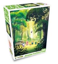 뽀롱뽀롱 뽀로로 직소퍼즐 500pcs: 나비의 숲