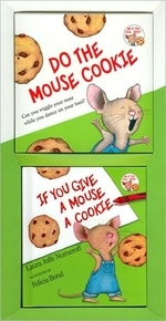 [해외]If You Give a Mouse a Cookie [With CD (Audio)]