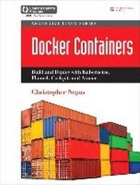 [해외]Docker Containers (Includes Content Update Program) (Paperback)