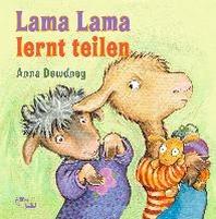 [해외]Lama Lama lernt teilen