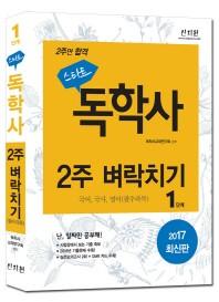 독학사 2주 벼락치기 1단계: 국어 국사 영어(필수과목)(2017)(스타트)