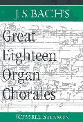 [해외]J.S. Bach's Great Eighteen Organ Chorales