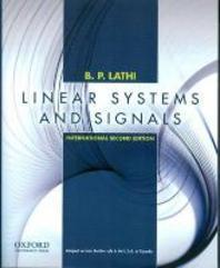 [해외]Linear Systems and Signals