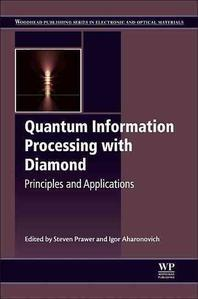 [해외]Quantum Information Processing with Diamond