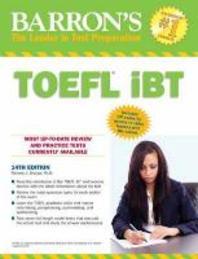 Barron's TOEFL Ibt(Paperback)