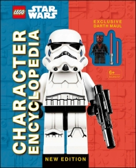 [해외]Lego Star Wars Character Encyclopedia New Edition