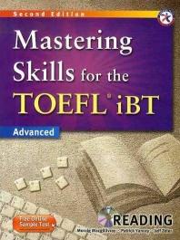 MASTERING SKILLS FOR THE TOEFL IBT: READING