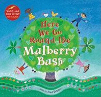 [해외]Here We Go Round the Mulberry Bush [with CD (Audio)] [With CD (Audio)]
