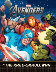 Avengers: The Kree-Skrull War(Marvel)(CD1장포함)(양장본 HardCover)