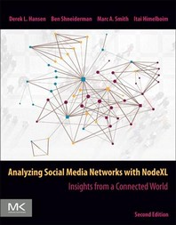 [해외]Analyzing Social Media Networks with Nodexl