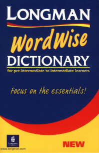 LONGMAN WORDWISE DICTIONARY ///FF12-7