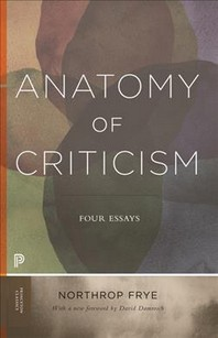 [해외]Anatomy of Criticism
