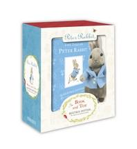 [해외]Peter Rabbit Book and Toy [With Plush Rabbit]