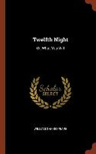 [해외]Twelfth Night (Hardcover)