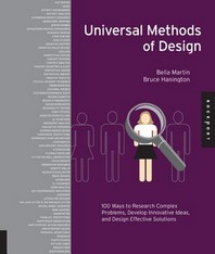 [해외]Universal Methods of Design (Hardcover)