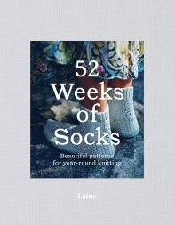[해외]52 Weeks of Socks