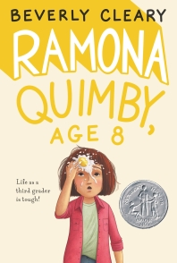 [����]Ramona Quimby, Age 8 (1982 Newbery Medal Honor Books)
