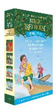 Magic Tree House Books 25-28 Boxed Set