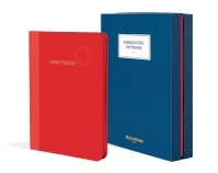 Parisian Chic Notebook (red, large) (Notebooks)