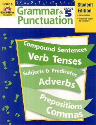 Grammar and Punctuation Grade. 5(Student Edition)