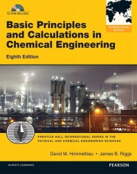 Basic Principles and Calculations in Chemical Engineering (Paperback)