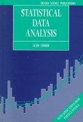 [해외]Statistical Data Analysis