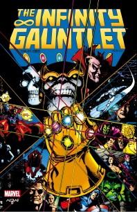 인피니티 건틀렛(The Infinity Gauntlet)(시공 그래픽 노블)