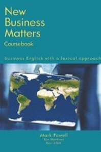 New Business Matters Student's Book