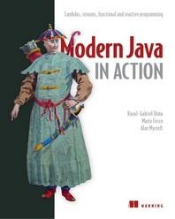[해외]Modern Java in Action (Paperback)