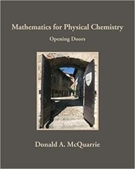 [보유]Mathematics for Physical Chemistry: Opening Doors (Paperback) (Paperback)