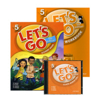 Let's Go. 5 세트(Student Book Workbook)