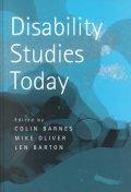 [해외]Disability Studies Today (Hardcover)