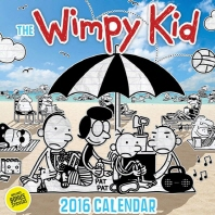 The Wimpy Kid 2016 달력