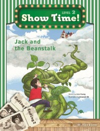 Show Time! Level 2: Jack and the Beanstalk 세트(SB+WB)(전2권)