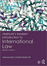 [해외]Akehurst's Modern Introduction to International Law