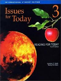 READING FOR TODAY. 3: ISSUES FOR TODAY(FOUTH EDITION)