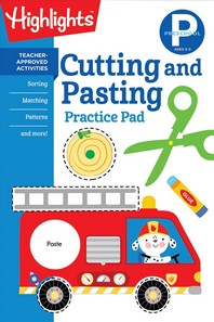 [해외]Preschool Cutting and Pasting