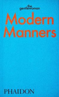 [해외]Modern Manners