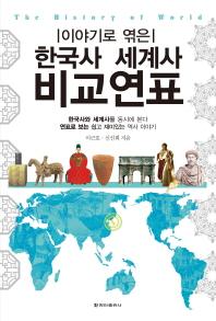 한국사 세계사 비교연표