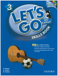 Let's Go. 3 Skills Book(CD1장포함)