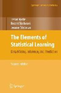 [해외]The Elements of Statistical Learning