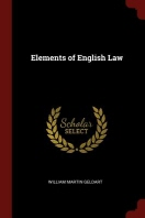 Elements of English Law