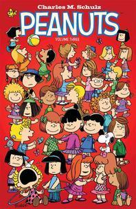 [해외]Peanuts Vol. 3 (Paperback)